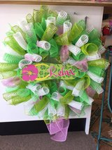 Flip flop wreath in Fort Bragg, North Carolina