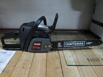 Craftsman 38cc Gas Chainsaw, 16 inch bar in Naperville, Illinois