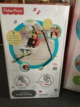 Fisher Price Cradle 'n Swing in Cherry Point, North Carolina