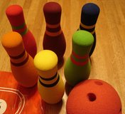 (REDUCED!) LITTLE KIDS BOWLING SET in Quantico, Virginia