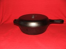 Lodge Cast Iron Deep Frying Pan in Naperville, Illinois