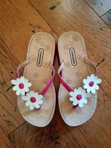 Girls Pink Sandals, Size 2 in Fort Campbell, Kentucky
