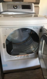 LG Electric Dryer (Like new) in Naperville, Illinois