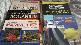 Saltwater aquarium manuals in Kingwood, Texas