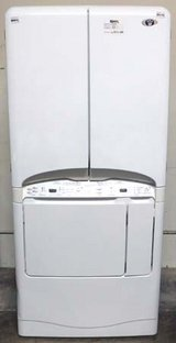 STACK MAYTAG DRYING CENTER ( FULL SIZE GAS )WITH WARRANTY in Camp Pendleton, California