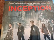 Inception DVD in Naperville, Illinois