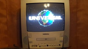 """14"""" TV with DVD Combo in Okinawa, Japan"""