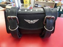 Harley saddle bag (small) for rear rest) in Cherry Point, North Carolina