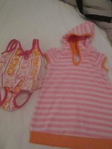 Infant Swim suit and cover-up in Camp Lejeune, North Carolina