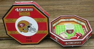Toss Game, 49ers in Camp Lejeune, North Carolina