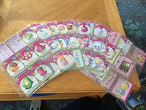 Reduced: Shopkins Trading Cards (over 100) in Naperville, Illinois