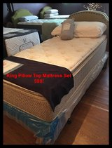 Best Selling King Pillow Top Mattress Sets @ Green Night's Sleep in Alamogordo, New Mexico
