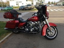 HD StreetGlide - Just in time for Spring in Stuttgart, GE
