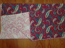 Fabric - Paisley corduroy in Aurora, Illinois