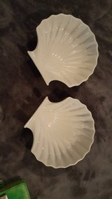 2 SHELL SHAPED DISHES in Fort Knox, Kentucky