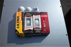 15 NEW GOLF BALLS in Chicago, Illinois