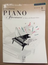 Accelerated Piano Adventures Instruction Lesson Book in St. Charles, Illinois