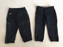 Softball pants.  Size S  (waist 27 and 28-29) in St. Charles, Illinois