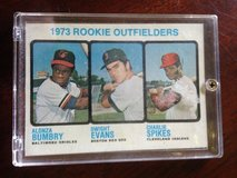 1973 Topps Dwight Evans Rookie card. in Moody AFB, Georgia