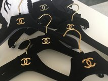 Lot of 6 authentic Chanel hangers in Okinawa, Japan