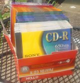 REDUCED CD-R lot of 38 in Fort Campbell, Kentucky