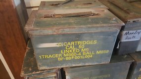 Vintage Ammo Boxes Anyone?? in Spring, Texas