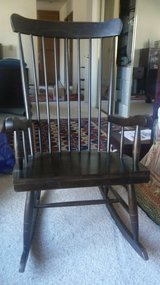 Antique rocking chair in Travis AFB, California