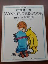 Stories of Winnie the Pooh book in Lakenheath, UK