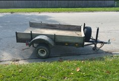 4x6 trailer with title in Naperville, Illinois