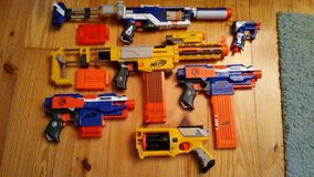 Nerf Gun Collection & Accessories in Wilmington, North Carolina