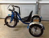 "Toddler/kid Schwinn 12"" Wheel Roadster Trike/bike (blue) in Warner Robins, Georgia"