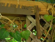 Antique Cross Cut Timber SAW in Kingwood, Texas
