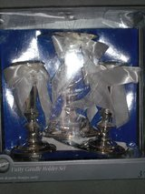 Wilton Wedding Candle Holder , new in Box in Ramstein, Germany