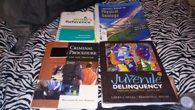 College textbooks in Fort Riley, Kansas