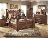 NEW,5 Piece Bedroom Sets As Low As 32.00 Per Month In Camp Lejeune,