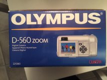 Olympus D-560 digital camera in Chicago, Illinois