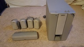 Sony surround sound 5.1 speakers in Fort Carson, Colorado