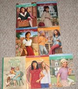 American Girl Books Lot of 7 in Plainfield, Illinois