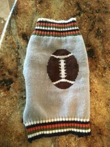 Small Dog's Football Sweater in Conroe, Texas
