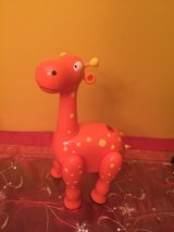 Walking and Singing Giraffe toy with flashing lights in Plainfield, Illinois