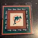 NFL Miami Dolphins Frame in Ramstein, Germany