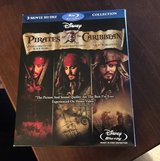 3 Pirates Blu-Ray Movies in Plainfield, Illinois
