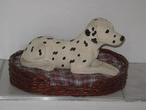 Hand-Crafted Dalmatian Figurine *Reduced Price* in Spangdahlem, Germany