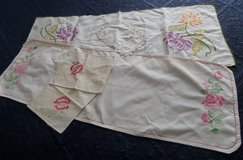 Set of 5 Vintage Linens in Kingwood, Texas