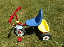Radio Flyer Fold up Tricycle in Naperville, Illinois
