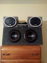 Pioneer Speakers amd Amp in Leesville, Louisiana