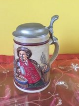 Vintage beer mug in Morris, Illinois