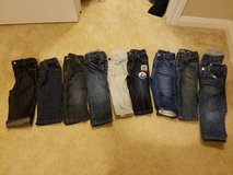 10 pairs of baby boy jeans in Baytown, Texas