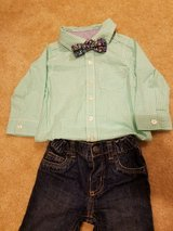 Carter's 2 piece outfit sz 12 month in Baytown, Texas