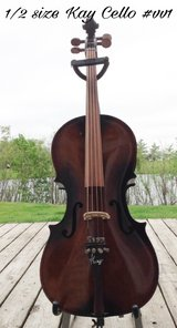 1/2 size Kay Cello #vv1 in Naperville, Illinois